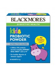 Blackmores Kids Probiotic Powder, 20g, 20 sachets x 1g